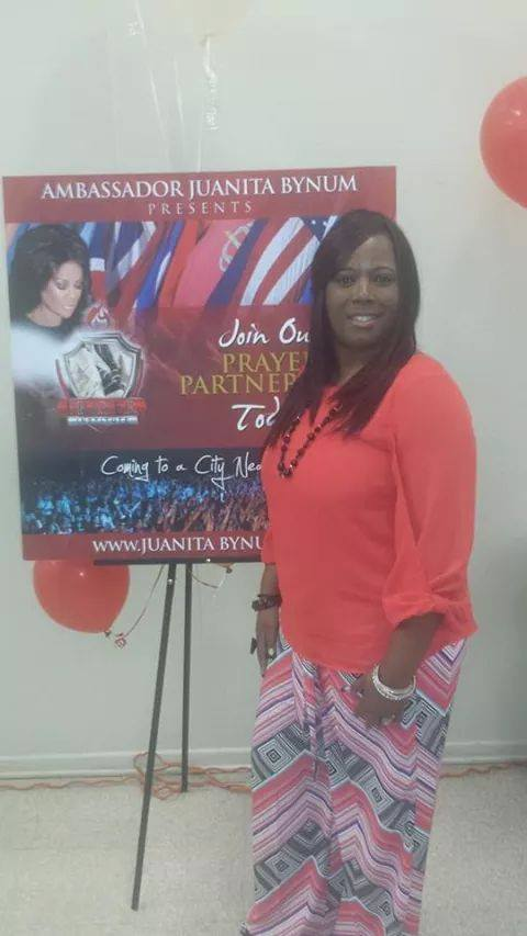 Apostle Karlene Gaines